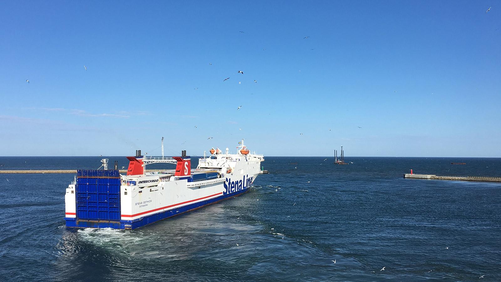 Stena Line – A Communications Platform to Keep Europe Sailing